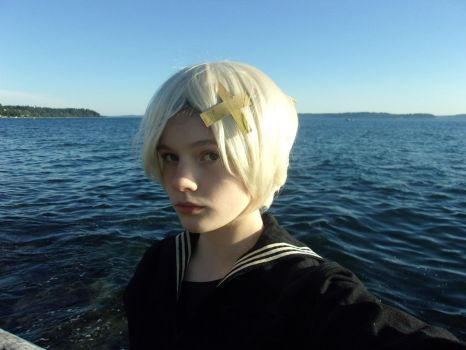 Hetalia Norway cosplay by Seasaltandsweetpeas