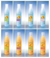 Shampo fruit line by Czechgraphics