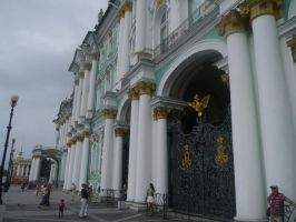 Palace Gates by Party9999999