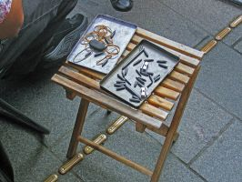 A painters table by MJaaay