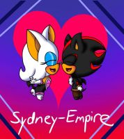 Shadouge- Chibi Love by Sydney-Empire