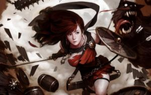 Vindictus Wallpapers (1) by talha122