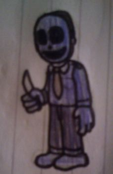 Adventure William Afton v2 by FreddleFrooby