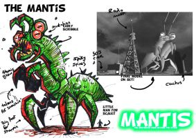 MANTIS by MightyMoose