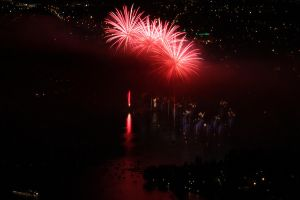 Annecy feux d'artifice by diudy