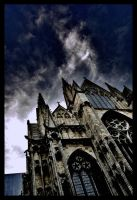 The Cathedral by kevjt3