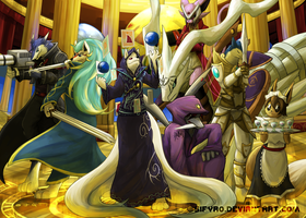 Teviraton guild by sifyro