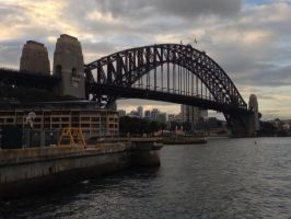 iPhone moment - Harbour Bridge by BrendanR85