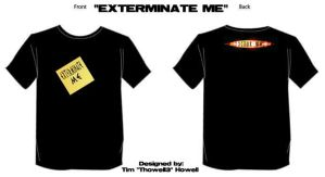 Doctor Who: Exterminate Me by Thowell3