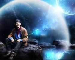 merlin fan art by ektapinki