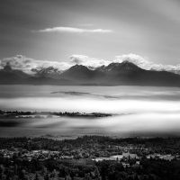 Fog on the spit by marcopolo17