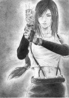 Tifa lockhart by Laminated-TeabaG