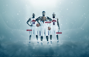 Team USA by Pistonsboi