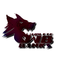Wolfie Banks WB Trademark logo by ThexRealxBanks