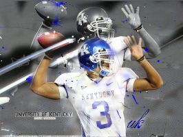 Andre Woodson Wall by PHIGFX