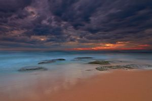 Sunrise - Shelly Beach NSW by MarkLucey
