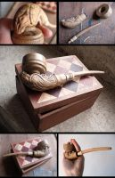 Dwarven Pipe by arrhenius-ohlm