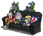 Chill Time by ZombiDJ
