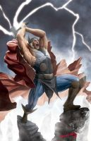 Thor Wip by BrianLindahl