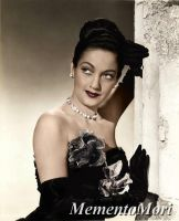 Dorothy Lamour by M3ment0M0ri