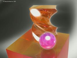 Colored-Crystal Relics by jim88bro