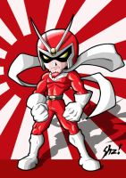 Viewtiful Joe by shezo-rk