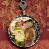 Absinthe Fairy by tartx