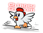 SSC Art - Chimney Chicken by TheStaticCling