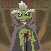 Experience Pain by Speedvore