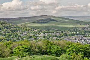 View over Buxton by CharmingPhotography