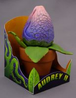 Audrey II seedling by AlfredParedes