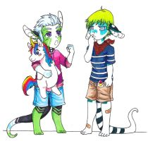 What are Unicorns? by vippy