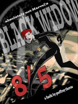 Black Widow Cover Fanfic by Winterjack