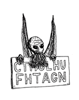 Cthulhu fhtagn by ThroughSpaceAndTime