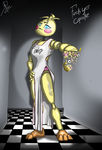 Toy Chica by ThreewonToo