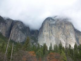 gates of heaven - yosemite by one-rook