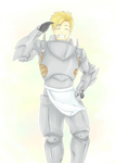 Alphonse Elric by nemutte0no0ame