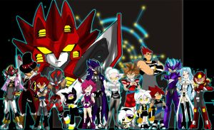 heroes stand together 2013 by Archfiend-dux