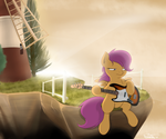 Commission:  Windmill Island by TheParagon