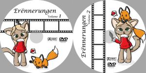 Happy Birthday - DVD Label by LordGuardian