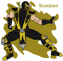 DLC: Scorpion by TheSpiderManager