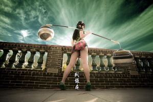 Dynasty Warriors 8: Xtreme Legends by maocosplay
