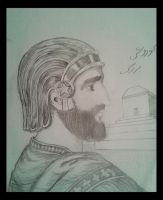 Cyrus The Great by MehranPersia