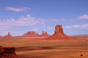 Monument Valley by AndySerrano