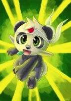 Request: Pancham!