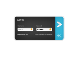 Login Form by MaxieLindo