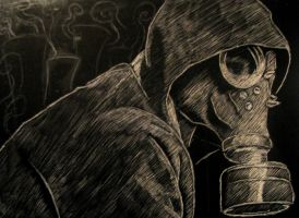 Gas Mask by Duke1700
