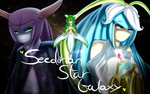50. Seedrian Star Galaxy: Home Of The Seedrian by Raspinbel2