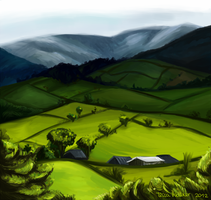 Countryside by Oranjes