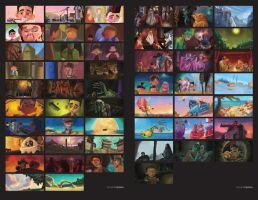 Spring 2014 Pause and Paints by vincentsdeviantart